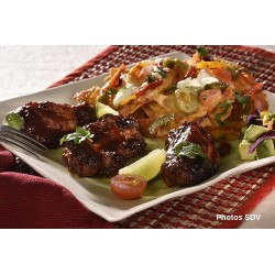 Chipotle bbq ribs homemade
