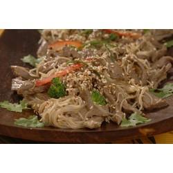 Salade de boeuf au vermicelle de riz