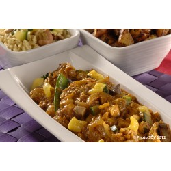 Curry poulet tikka
