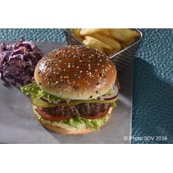 Classic gourmet burger