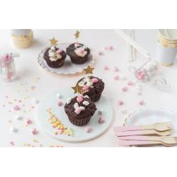 Muffins moelleux au marshmallow fluff