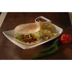 Burger mex