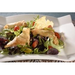 Salade de chèvre au sirop d'érable