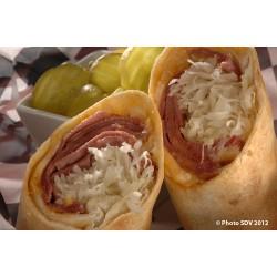 Ruben sandwich