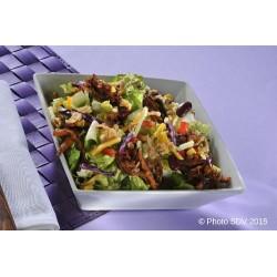 Pulled pork salad