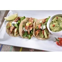 Tacos poulet Al Pastor