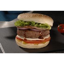 Burger bacon B.B.Q.