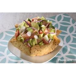Taco salad Veracruz