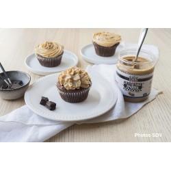 Cupcakes peanut butter