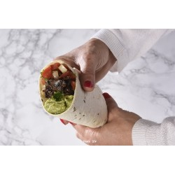 Burrito Fajitas boeuf