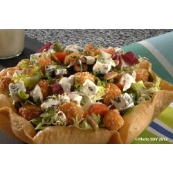 Blue cheese salad