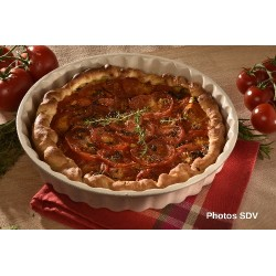 Tarte tomate moutarde French's