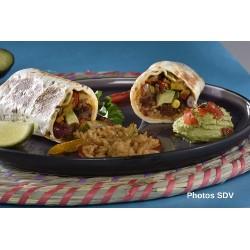 Burrito Beyond Meat
