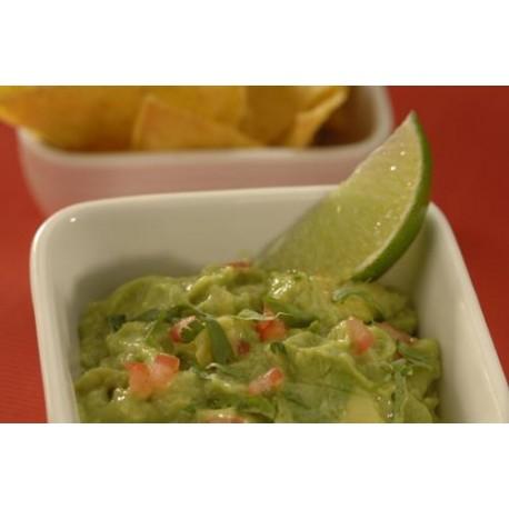 Guacamole (recette de base)