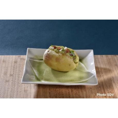 Pomme de terre guacamole