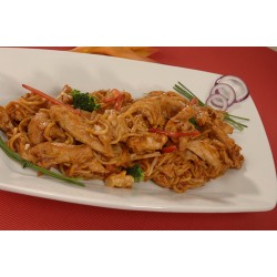Poulet sauce Szechuan