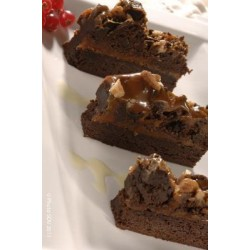 Rockslide brownie