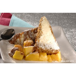 Crousty cheesecake