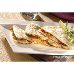 Quesadillas poulet à la Texane