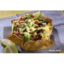 Taco salad veggie