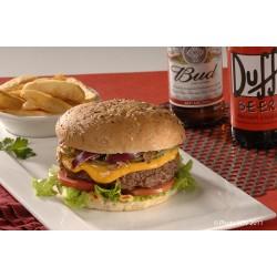 Burger chipotle