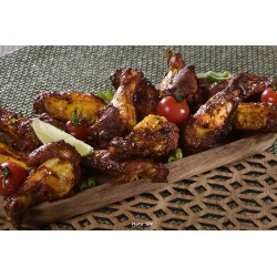 Chicken wings Achiote