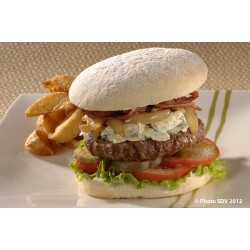Burger bap au bleu