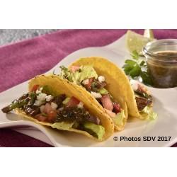 Tacos boeuf Chimichurri