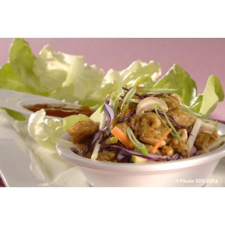 Chicken curry Korma
