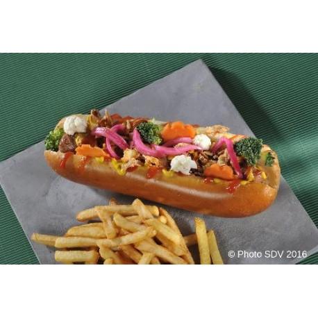 Hot dog Spring Break
