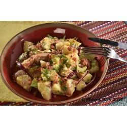 Salade pomme de terre Cajun & bacon