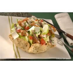 Taco Salad Caesar aiguillettes poulet