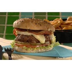 Burger bap des rocheuses