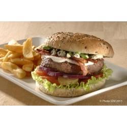 Burger des champs au bleu
