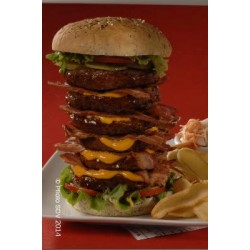 Tour Burger 6th