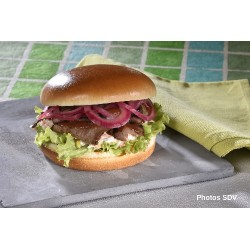 Burger gourmet simply brisket