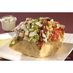 Taco salad Cobb