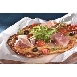 Torti pizza parme vinaigre Bouteville